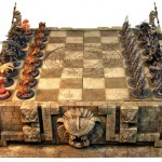 Alien vs. Predator sakk-készlet