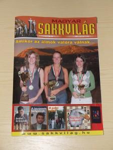 Sakkvilág 2008.09.