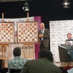 Anand - Kramnyik sakkvilágbajnoki döntő - Elemzőszoba