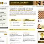 chesshere.com screenshot 1