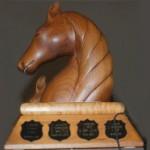 Sakkvilágbajnoki trófea