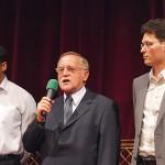 Viswanathan Anand - Káli Sándor - Lékó Péter